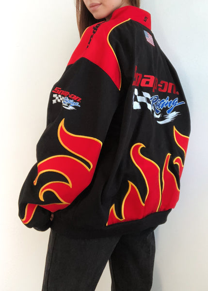 Snap-On Flame Jacket
