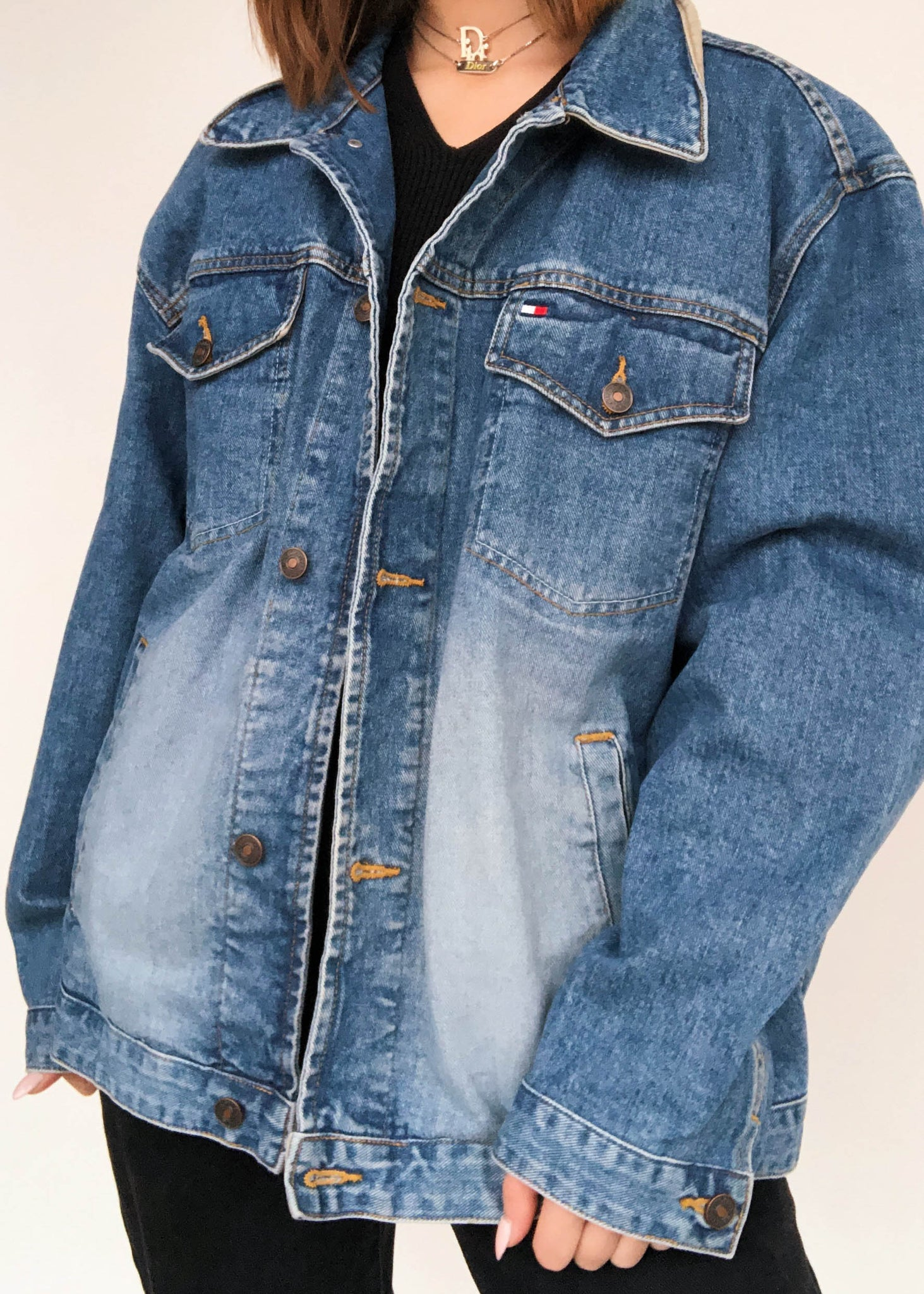 Tommy Denim Jacket