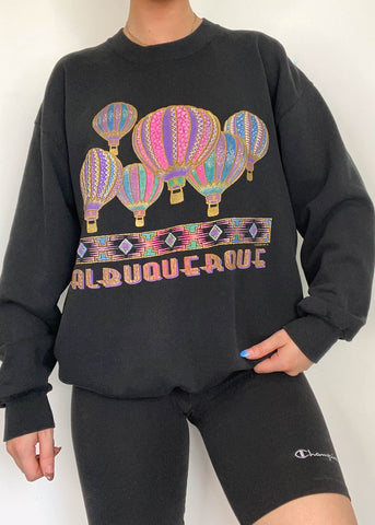 Up and Away Pullover
