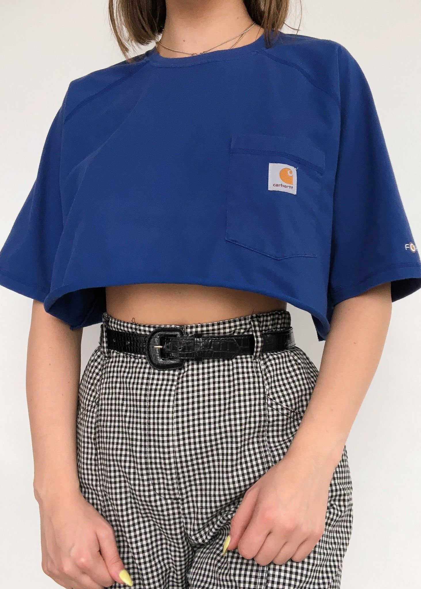 Royal Blue Carhartt Tee