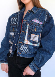 USED Denim Jacket