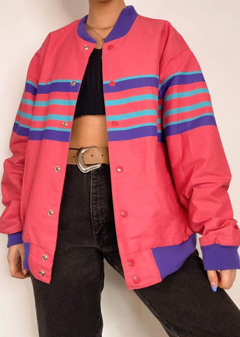 Therese 80's Windbreaker