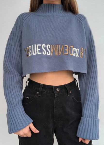 Inverted Guess Sweater