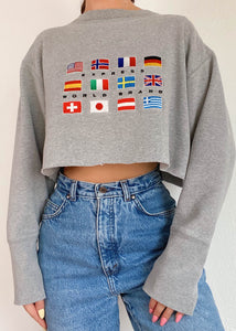 Express Worldwide Crewneck