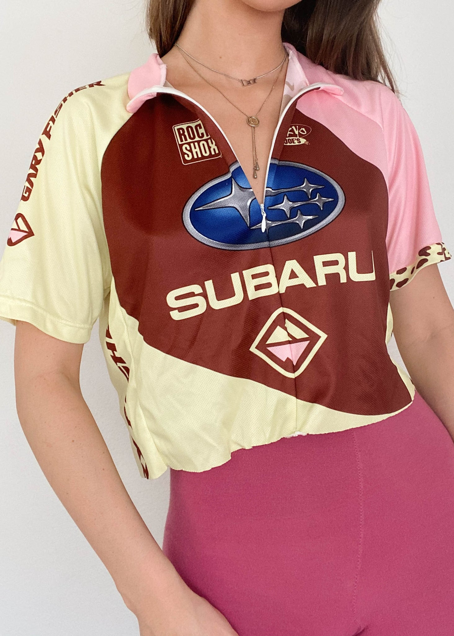 Subaru Cycling Jersey