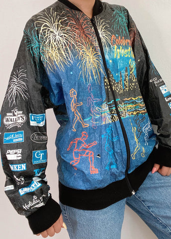 Fireworks Race Jacket