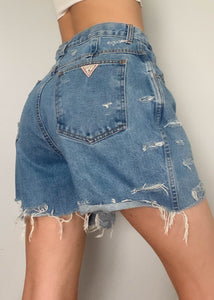 Pleated Guess Shorts