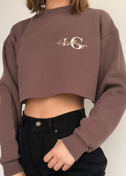 Lake George Crewneck