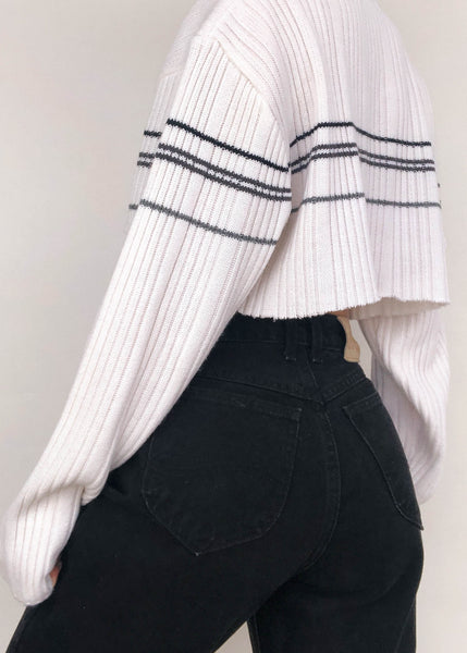 Danny Striped Knit