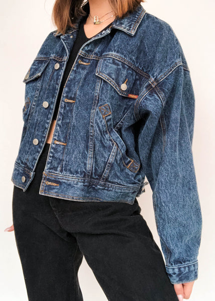 Kelly Denim Jacket