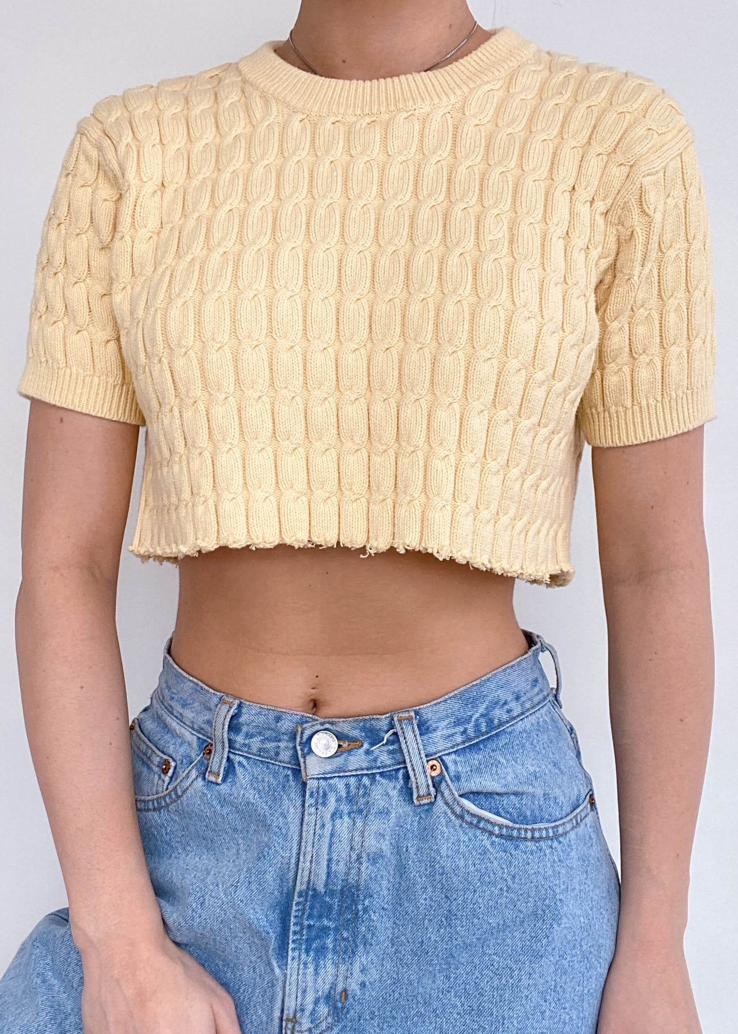 Marcelle Knit Top