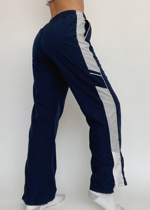 Navy Nike Trackies