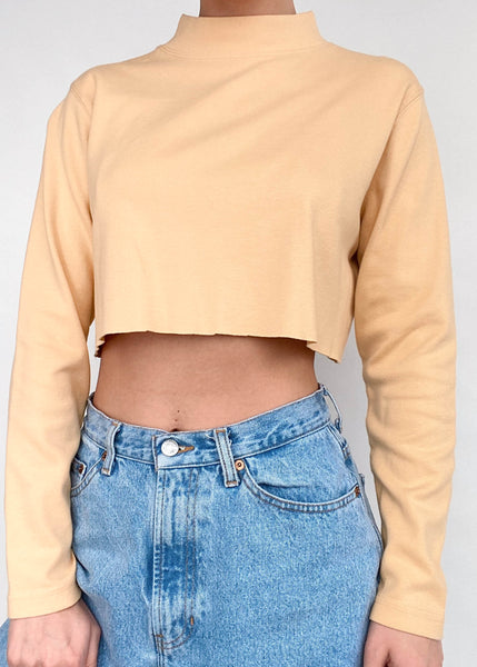 Buttercup Mock Neck