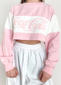 Barbie Coca-Cola Crewneck