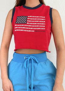 Tommy Flag Tank