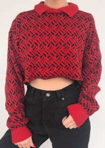 Carol Polo Sweater