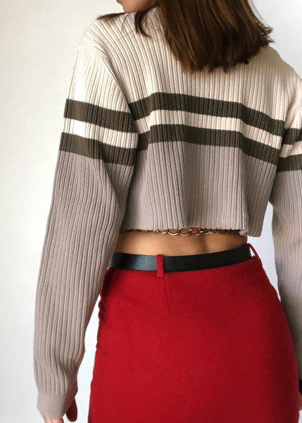 Cassidy Crop Sweater