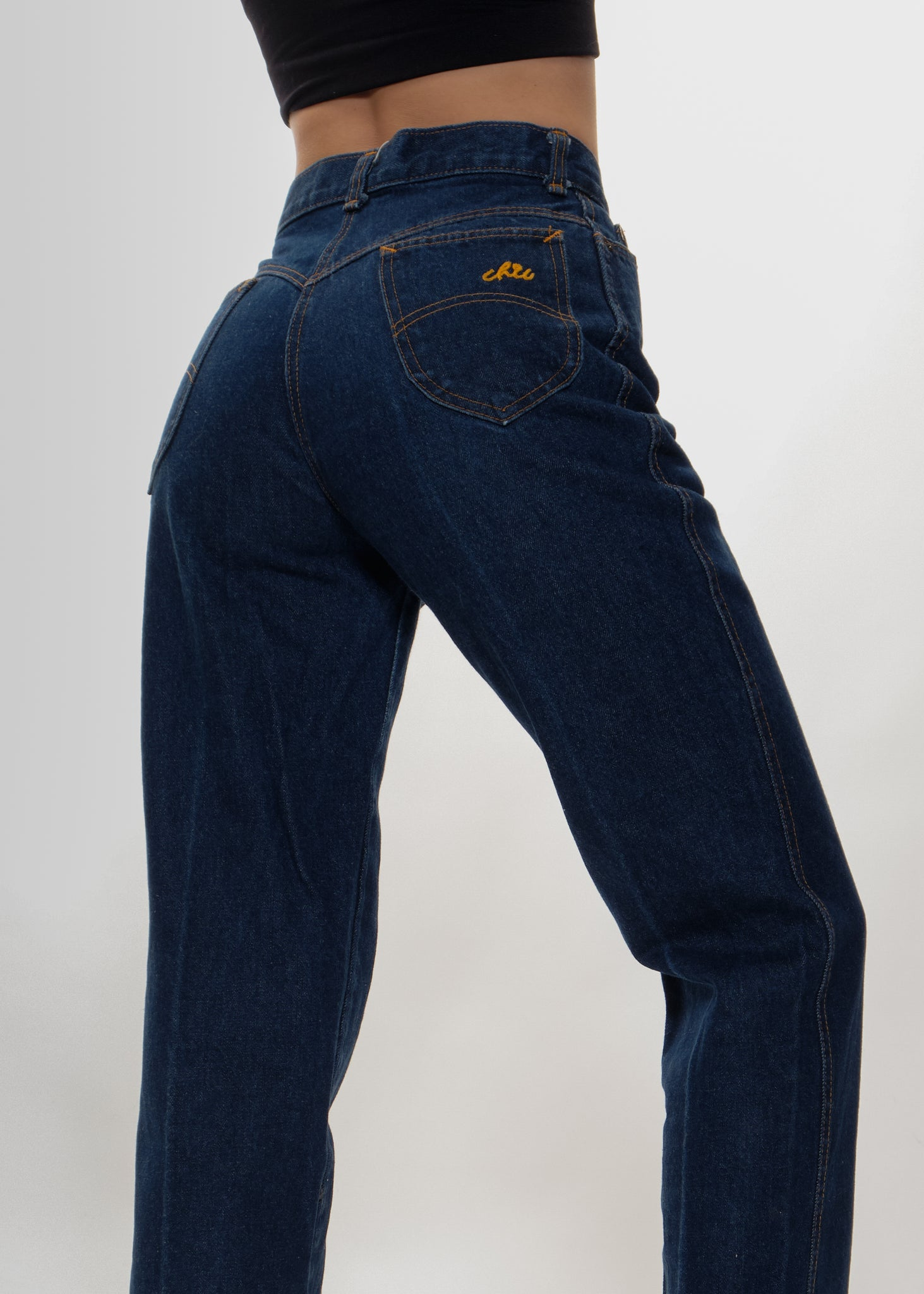 Deep Blue Chic Jeans