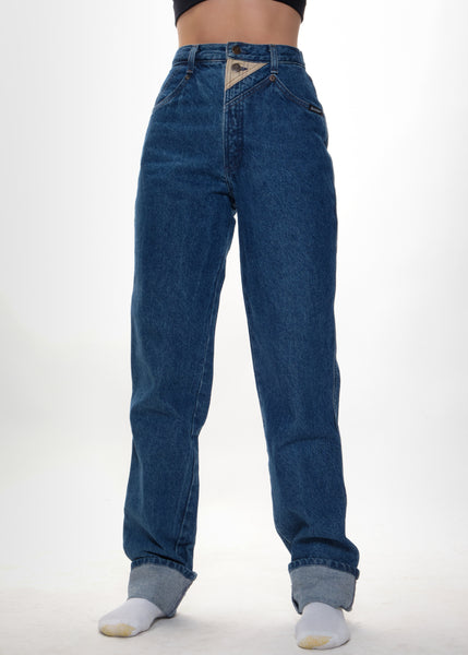 Lawman Patch Jeans