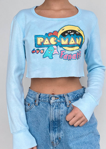 Pac Man Fanatic Top