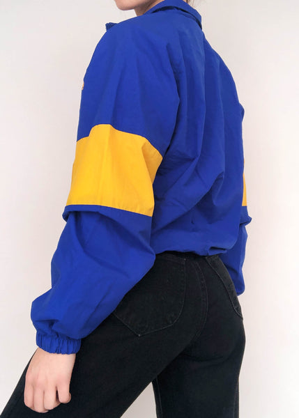 School Spirit Windbreaker