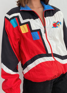 Art Deco Windbreaker