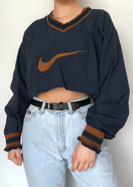 Nike Air Cropped Windbreaker
