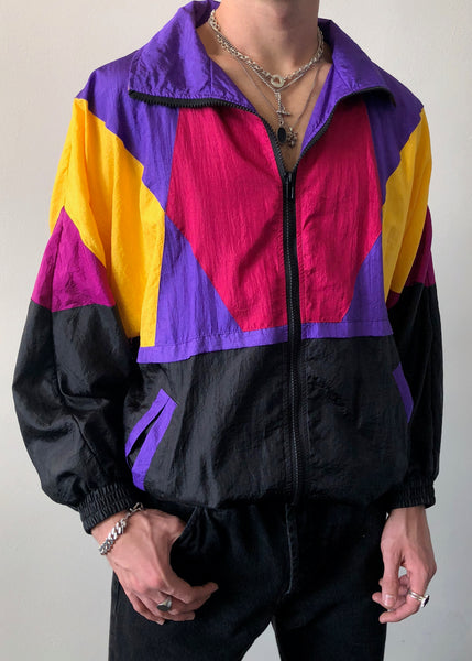 Sunburst Windbreaker