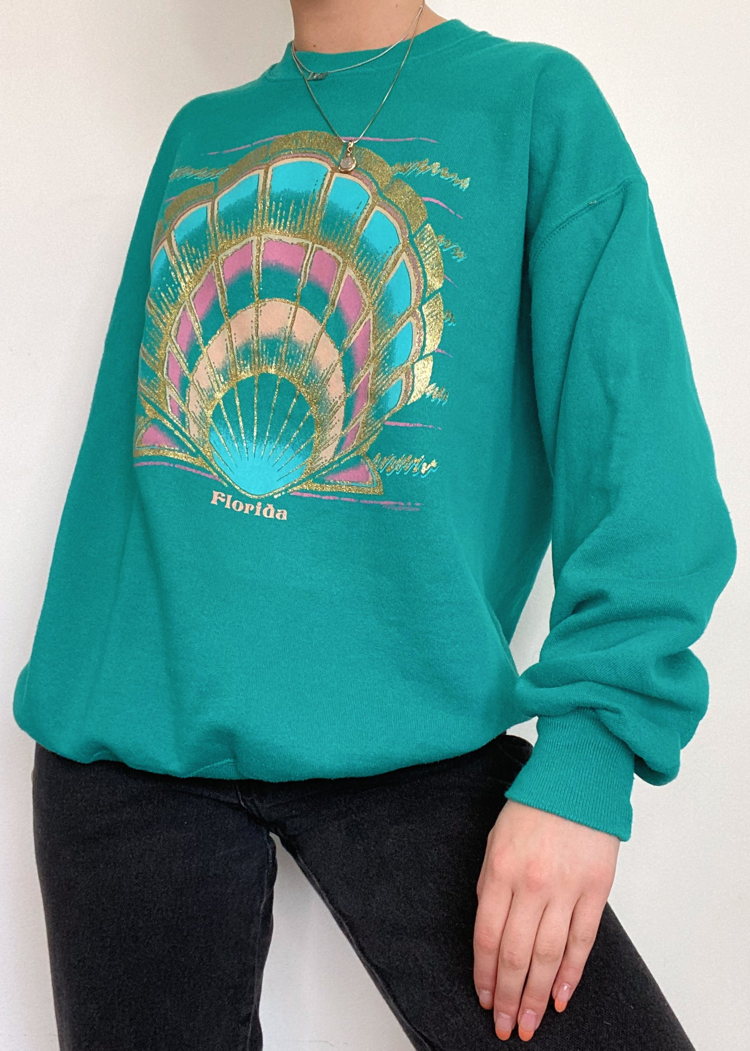Shell Collector Crewneck