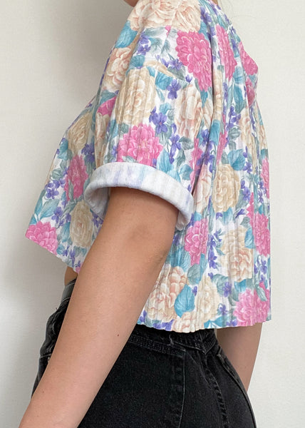 Marion Floral Tee