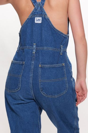 Lee Button Up Overalls