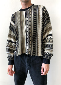 Fray Sweater