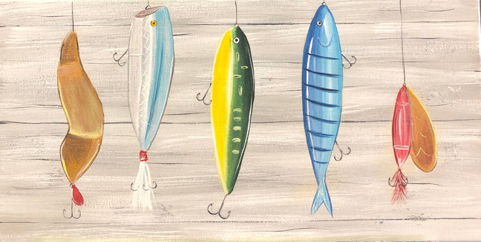 Classic Trendz is hosting 'HERE FISHY FISHY' Paint Party June 23rd, 11-2pm