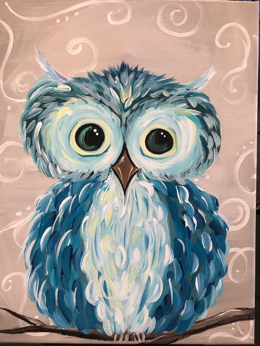 Classic Trendz is hosting 'HAPPY OWL' Paint Party Sunday, Sept. 8th 11-2pm