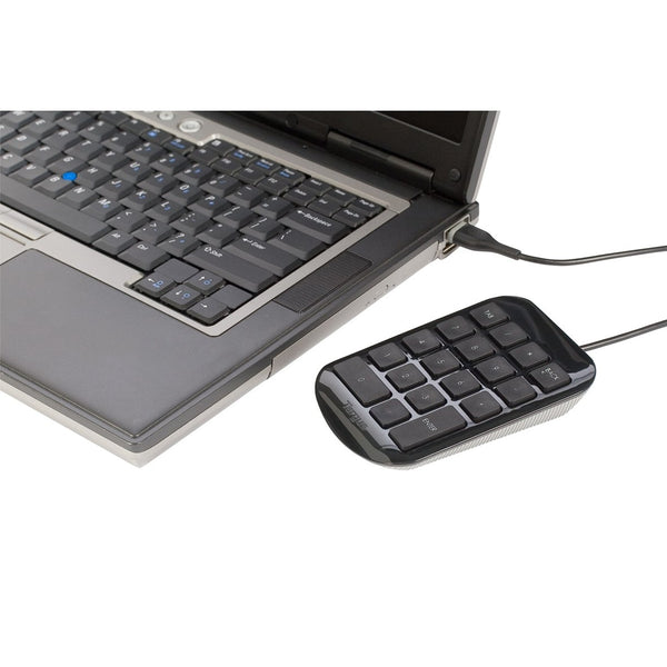 Targus Numeric Keypad USB Wired Black | AKP10EU