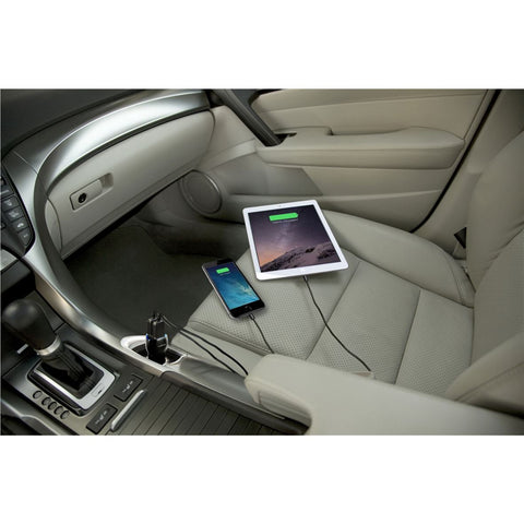Dual USB Car Charger Für Tablets & SmartPhones