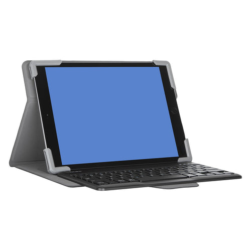 "Targus Pro-Tek™ Universal 9-11"" Keyboard Case (French) - Black.  Image shown with US keyboard for illustrative purposes."