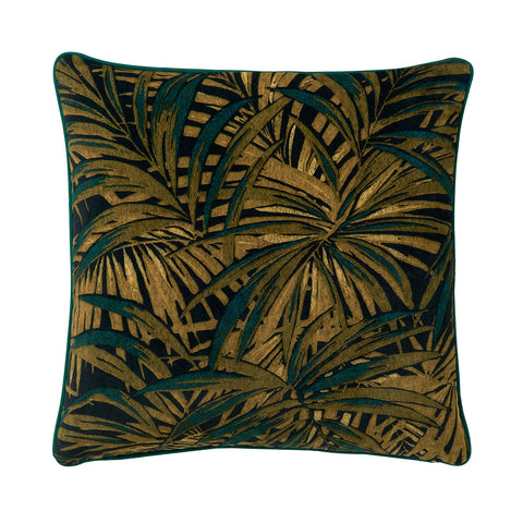 Butterfly Palm/Maize/Cushion/Linwood