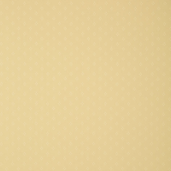 Fabric swatch of a gold fabric with small design for curtains and upholstery with a stain resistant finish