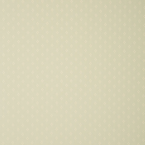 Fabric swatch of a cream fabric with small design for curtains and upholstery with a stain resistant finish