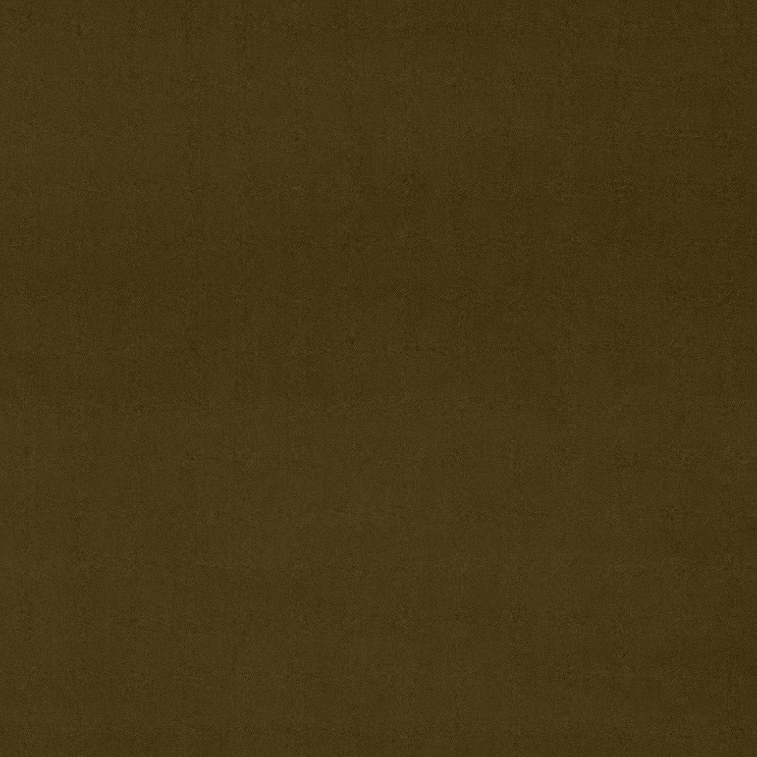Plain khaki green velvet fabric for curtains and upholstery with a stain resistant finish