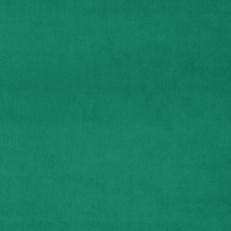 Vibrant green velvet fabric for curtains and upholstery with a stain resistant finish