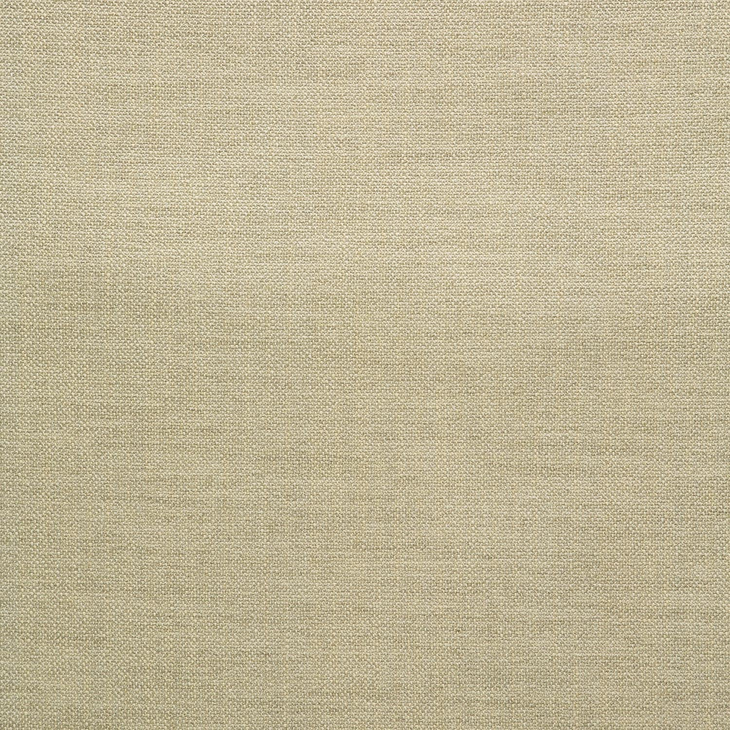 Fabric swatch of a plain beige weave fabric for upholstery