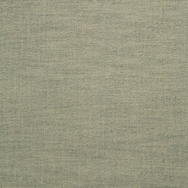 Fabric swatch of a plain dark grey weave fabric for upholstery
