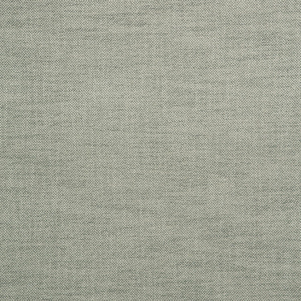 Fabric swatch of a plain grey weave fabric for upholstery