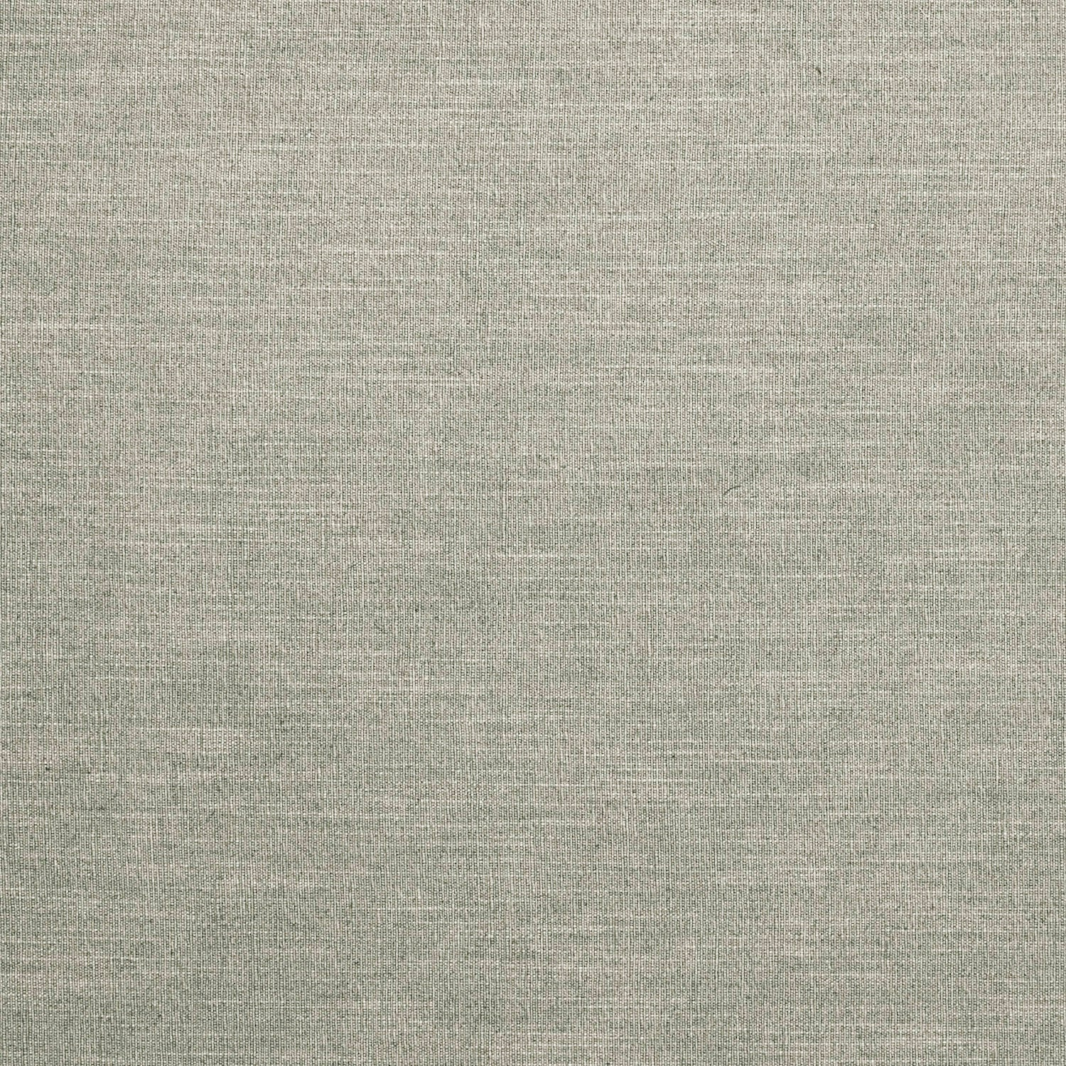 Light grey plain linen blend fabric suitable for curtains and upholstery