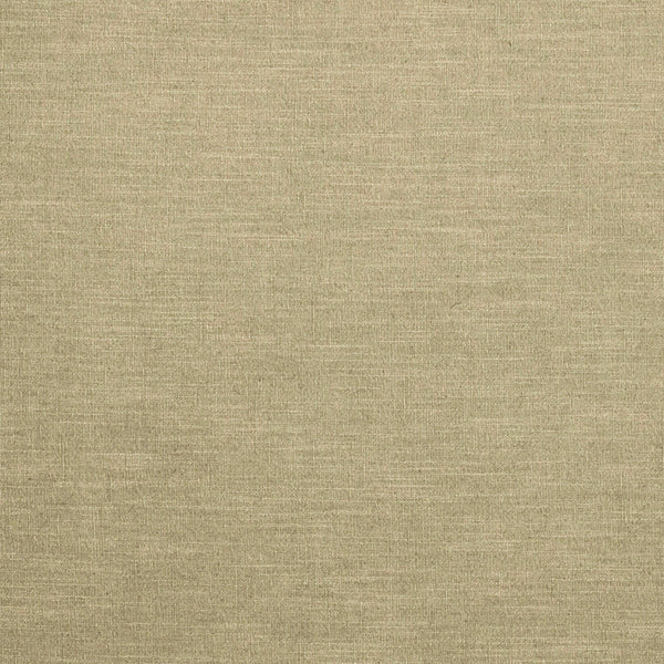Plain golden beige linen blend fabric suitable for curtains and upholstery