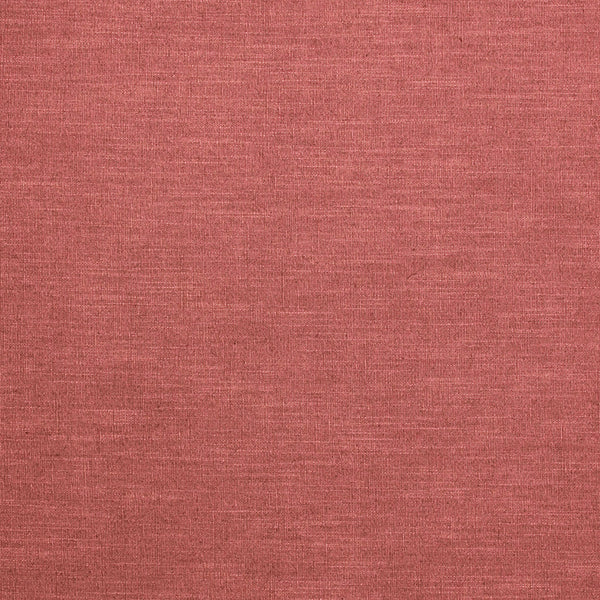 Berry coloured linen blend fabric which can be used for curtains and upholstery