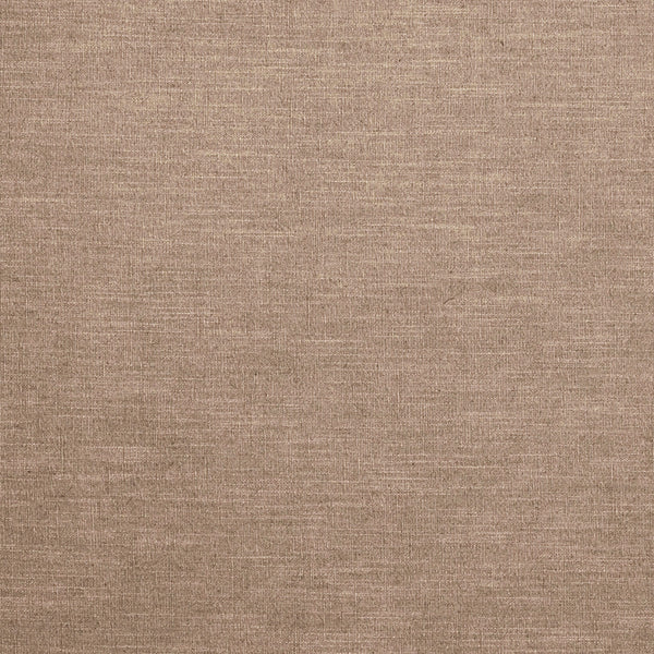 Mink coloured linen blend plain fabric suitable for curtains and upholstery