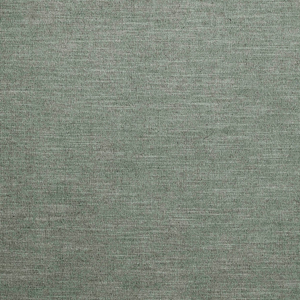 Blue toned grey linen blend fabric suitable for curtains and upholstery